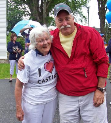 A past July 4th celebration in Castine