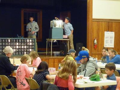 Bingo Night Fundraiser for the Adams School