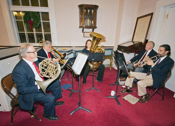The Castine Brass Quintet