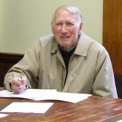 David Unger, chairman of the Castine board of selectmen