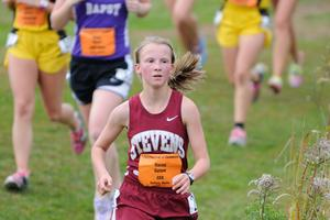 GSA Eagles cross country's Hanna Gutow