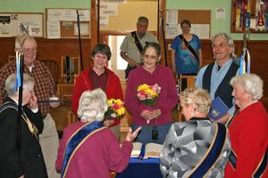 Castine Grange Community Service Awards