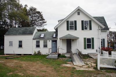 Perkins Street home partially demolished in Castine