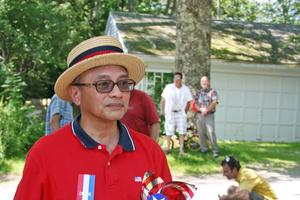 Ray Nualla on July 4th 2013