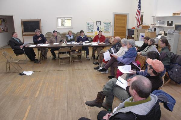 Penobscot planning board