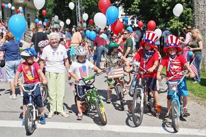Independence Day fun for Castine