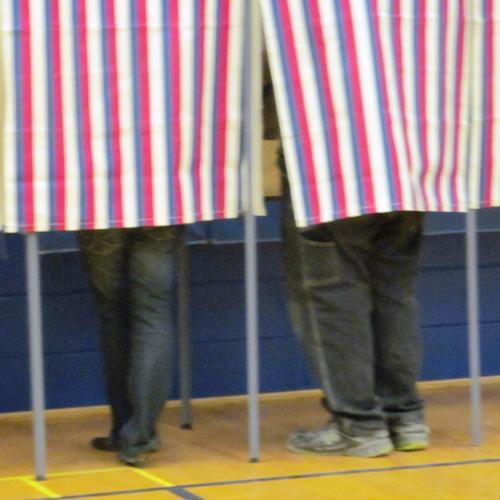 Voters in Penobscot