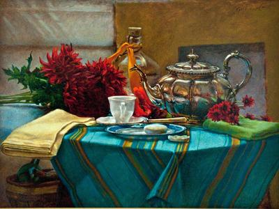 Rum & Tea by Ed Gummel