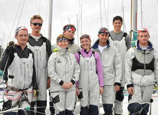 The MMA sailing team