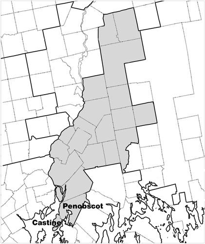 Senate District 31 map