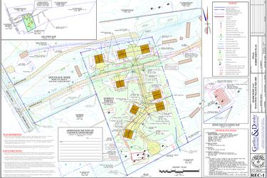 Latest subdivision plan drawings for The Shore Road project