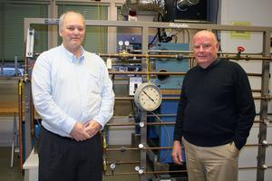Richard Kimball and Rick Armstrong are involved with the tidal energy center