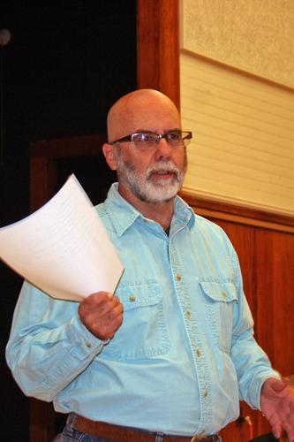 Douglas Wellington discusses Castine Zoning