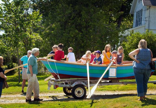 Discovery Days all about boating the Maine coast