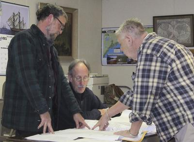 The Deer Isle, Maine, planning board reviews Bridge End project plans