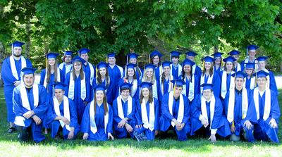 The Deer Isle-Stonington Class of 2014