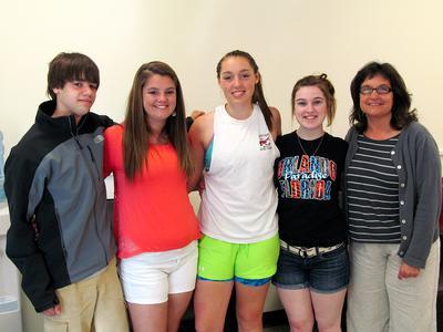 Deer Isle-Stonington student entrepreneurs