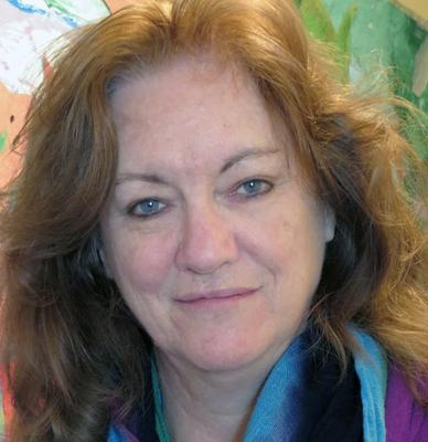 Stonington artist named Art Advocate of 2014