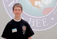 Deer Isle eighth grader tests his geography know-how