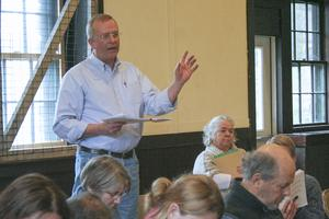 Isle au Haut holds its 2014 town meeting