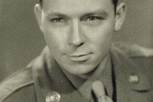 Leslie Powers served in both World War II and the Korean War