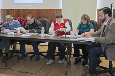 Barrows elected Stonington selectman in Maine