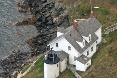 Brown's Head light house