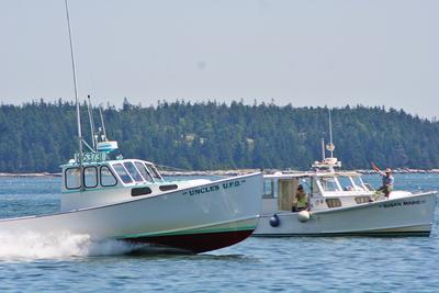 Andy Gove holds title of fastest lobster boat afloat