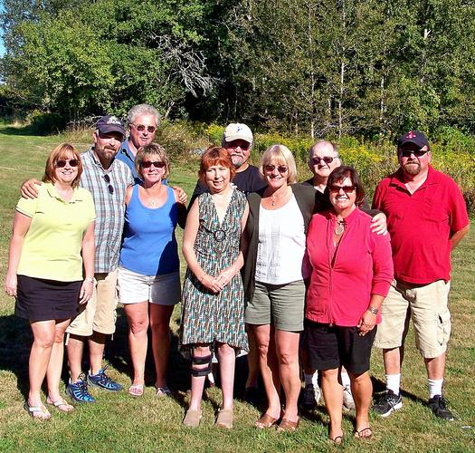 Celebrating 35 years with the The Deer Isle-Stonington High School Class of 1977