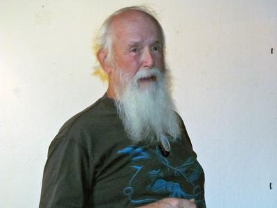 Anthropologist Bill Haviland