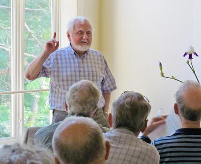 Dr. Peter Antich explains the Higgs boson