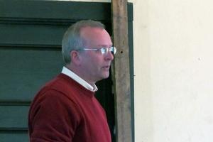 Isle au Haut superintendent Mark Jenkins