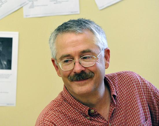 Scott Haskell inducted into the Maine Press Association Hall of Fame