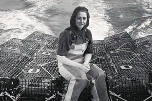 Lobsterman Marissa Carter