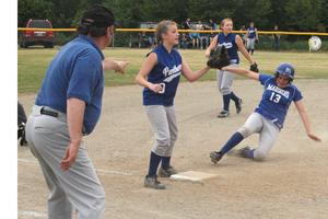 Coach Terry Siebert puts the brakes on Chelsea Brown