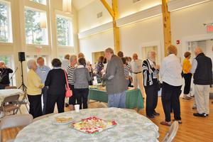 Open house at St. Brendan the Navigator Episcopal Church