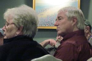 Jane and Glenn Robbins