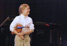 Deer Isle-Stonington violinist Rylee Eaton