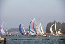 Race Days on the Penobscot Bay