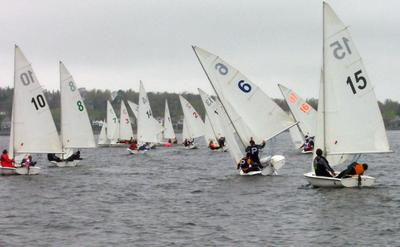 Downeast Invitational Regatta at Maine Maritime Academy
