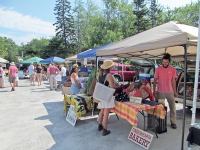 The Brooksville Farmers Market