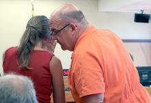 Steve Nygren appears in court on theft charges