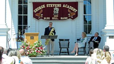 Steve Orlofsky is speaker at GSA commencement