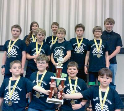 Blue Hill chess team competes on national level