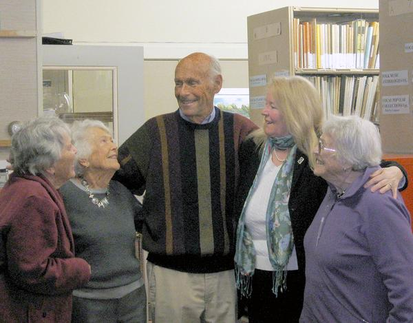 South Street property in Blue Hill, Maine donated to Bagaduce Music Lending Library