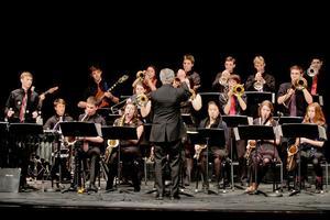 The George Stevens Academy Jazz Band
