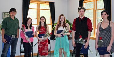BHHS graduates of 2014
