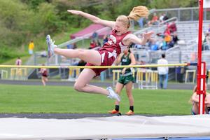 Chesney's high jump takes fourth
