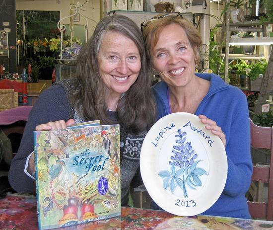 Rebekah Raye and Kim Ridley