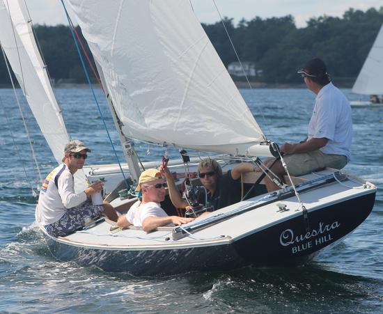 Questra takes second at Atlantic Nationals